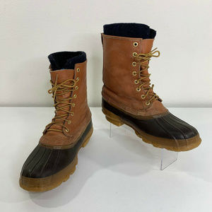 Lacrosse Steel Shank Leather Hunting Boot 10